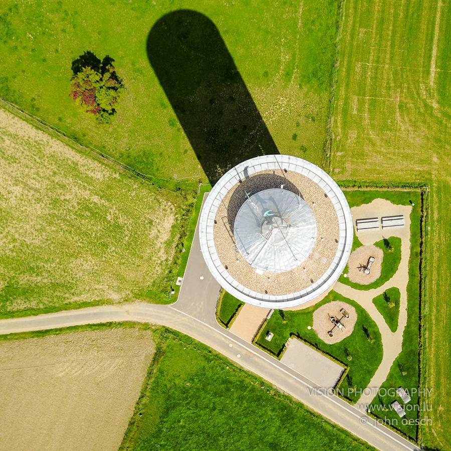 Photographie par Drone Luxembourg bird