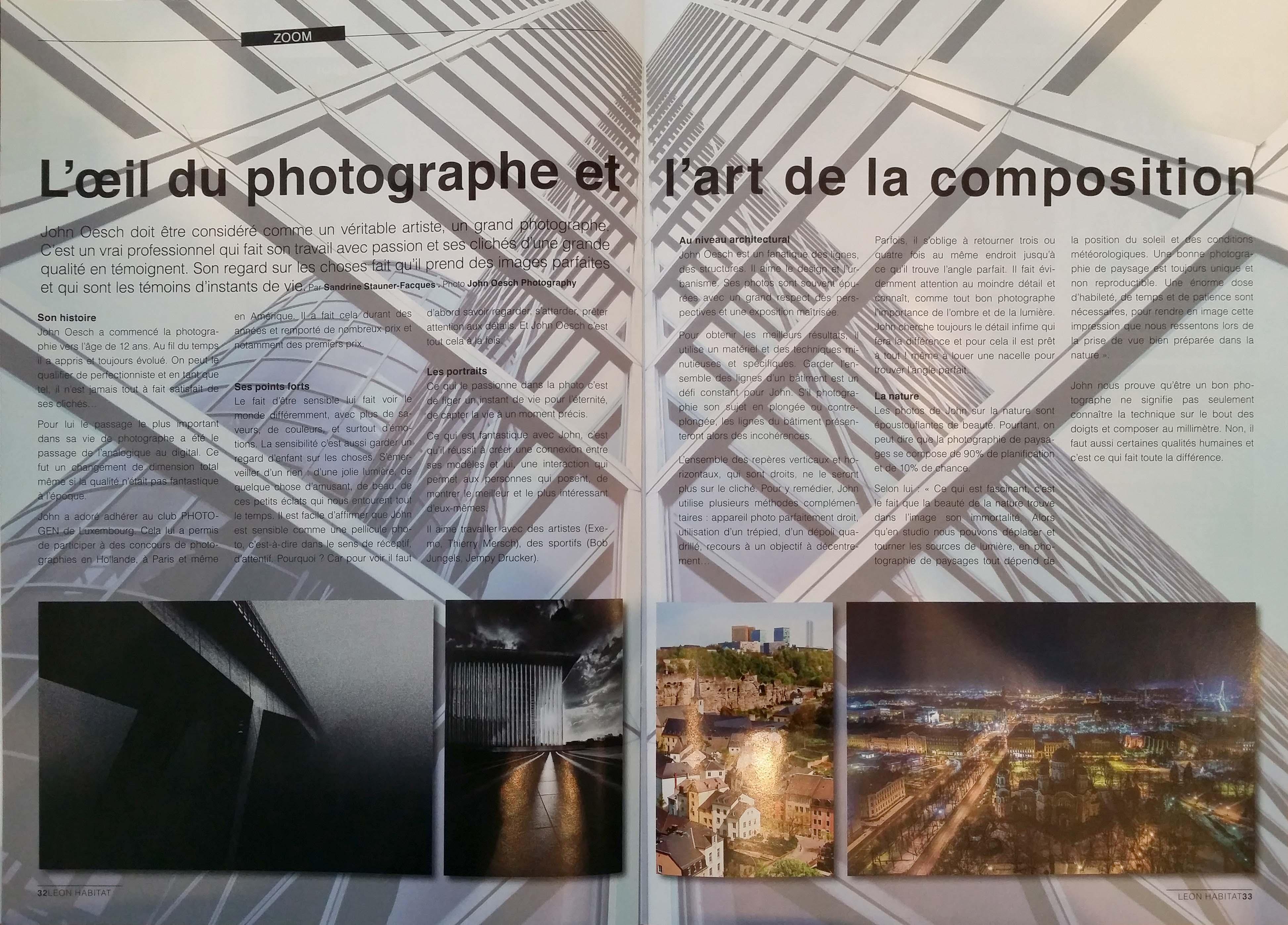 Photographe presse Luxembourg